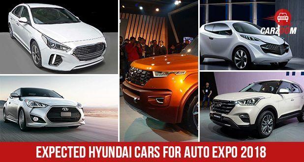 Hyundai Expected Lineup
