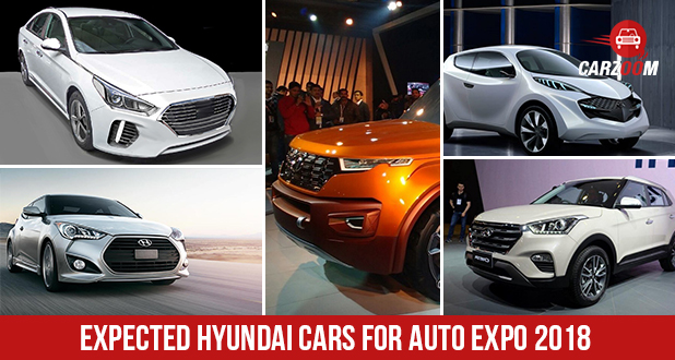 Hyundai Expected Lineup