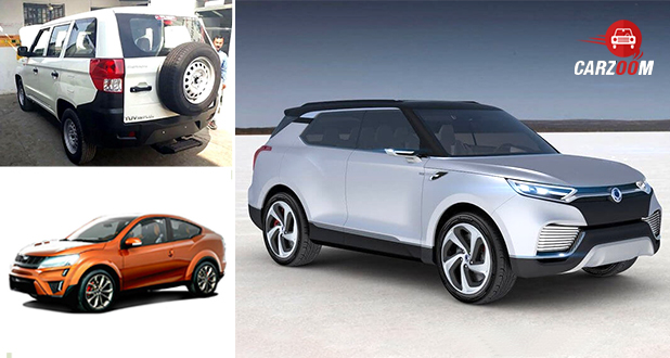 Auto Expo 2018: Expected Lineup by Mahindra
