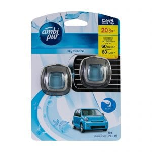 Top car air fresheners brands in India