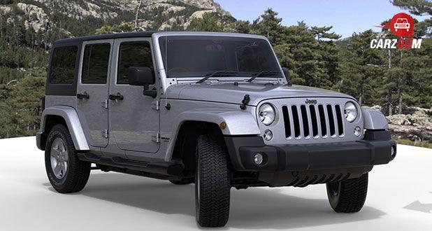 Jeep Wrangler Front