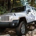 Jeep Wrangler Mouth