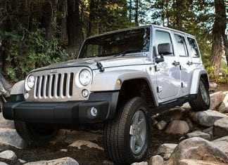 Jeep Wrangler Mouth