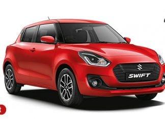 Maruti Suzuki Swift 3rd Gen