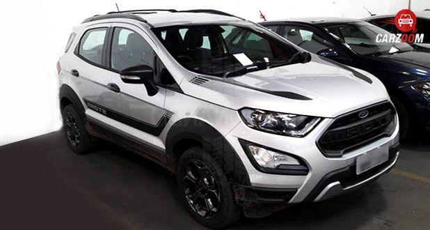 Ford EcoSport Strom 4WD