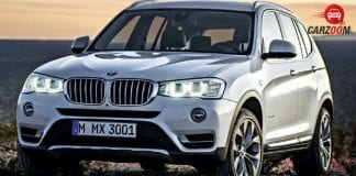 BMW alters X3 SUV in India