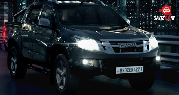Isuzu D Max V-Cross 2018