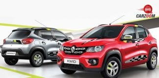 Renault Kwid Live For More Reloaded 2018