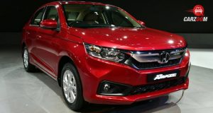 Auto Expo 2018: All new Honda Amaze is here!