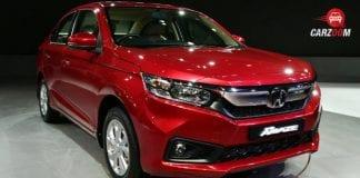 Auto Expo 2018: All new Honda Amaze is here!