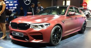 BMW M5 sixth-gen