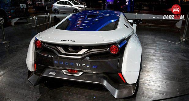 Tata Racemo EV