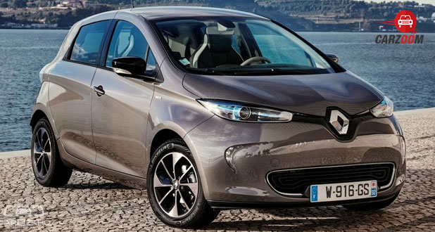 Renault EVs in Auto Expo 2018