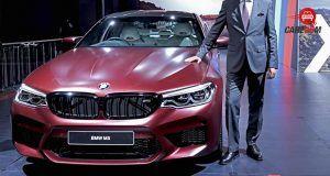 BMW M5 sixth-gen