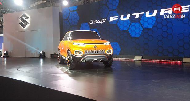 Maruti Suzuki Concept Future S