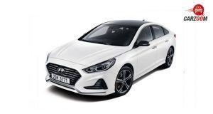 Hyundai Sonata Facelift