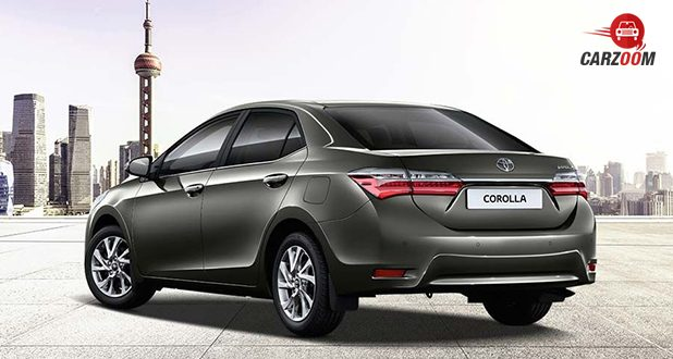 Next generation Corolla