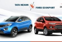 Ford EcoSport AT or Tata Nexon AMT