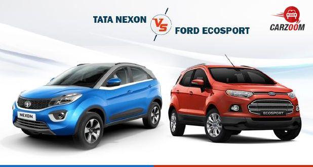 Ford EcoSport AT or Tata Nexon AMT
