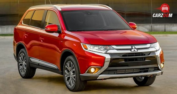 Mitsubishi New Outlander