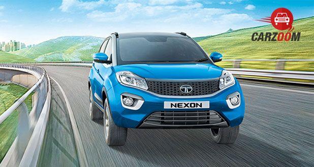 Tata Nexon Exterior Front View