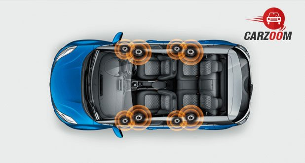 Tata Nexon Interior Seats View
