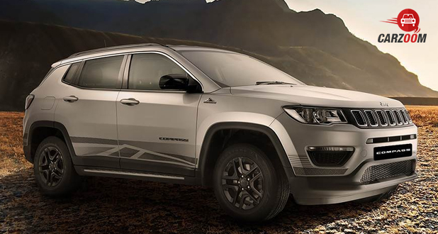 Jeep Compass Bedrock edition