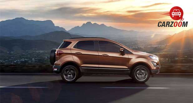 Ford EcoSport Full View