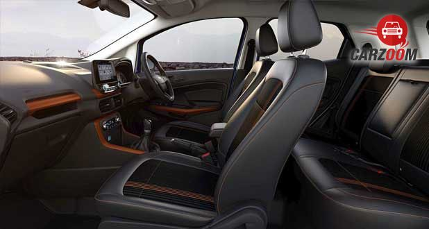 Ford EcoSport Interior View