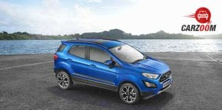 Ford EcoSport Side View