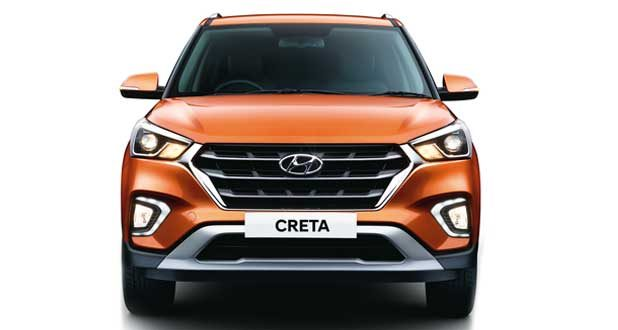 Hyundai Creta Exterior-Front View
