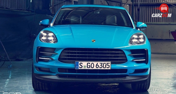 Coming Soon India Bound 2019 Porsche Macan Facelift Unveiled