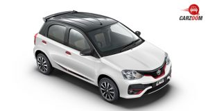 Limited edition Toyota Etios Liva