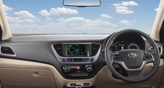 Hyundai-Verna-Dashboard