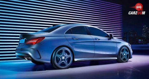 Mercedes-Benz CLA Urban Sport
