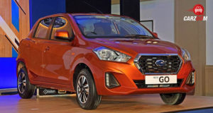 2018 Datsun GO and GO+