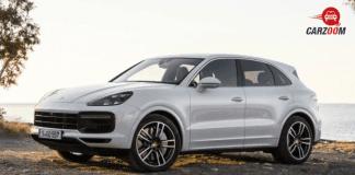 Porsche Cayenne Range