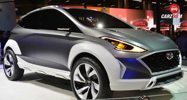 Hyundai Saga EV concept car