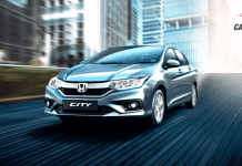 Honda City ZX petrol