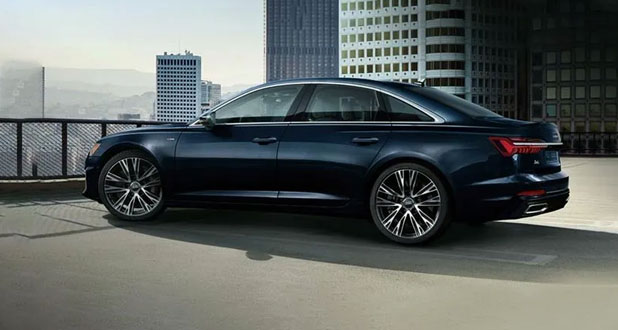 Audi-A6-Back-and-Side-View