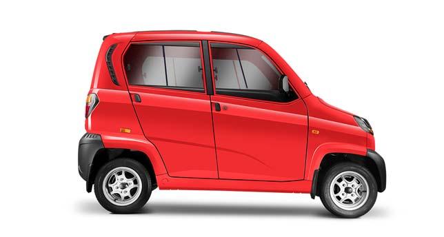 Bajaj-Qute-Side-View
