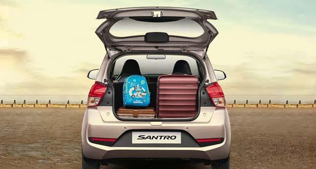 Hyundai-Santro-Bootspace