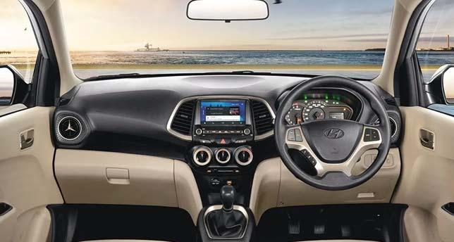 Hyundai-Santro-Dashboard