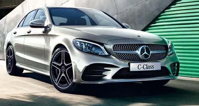 Mercedes-Benz-C-Class-Overall