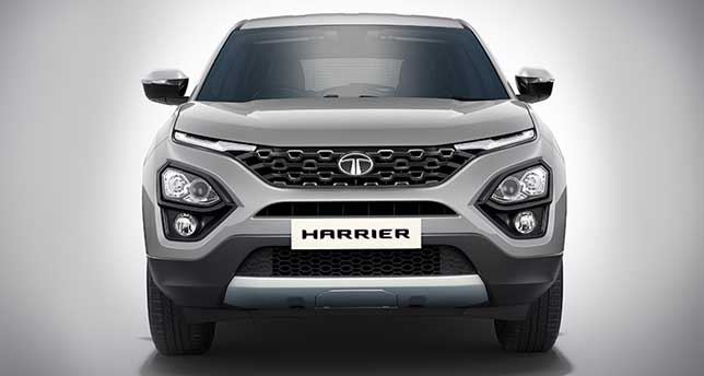 Tata-Harrier-Front-View