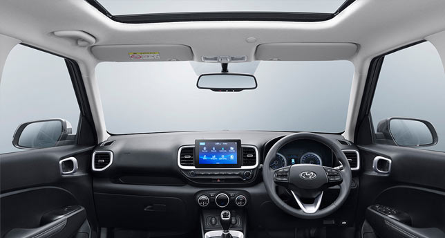 Hyundai-Venue-Dashboard