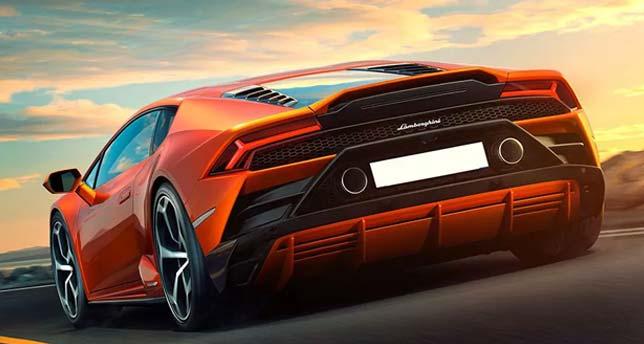 Lamborghini-Huracan-EVO-Back-View