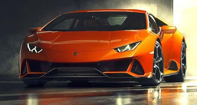 Lamborghini-Huracan-EVO-Front-and-Side