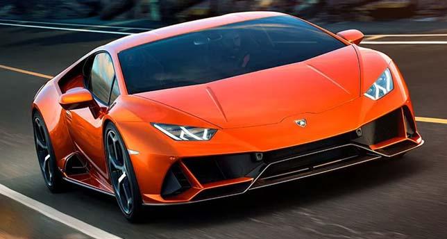 Lamborghini-Huracan-EVO-Front