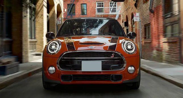 Mini-Cooper-Front-View